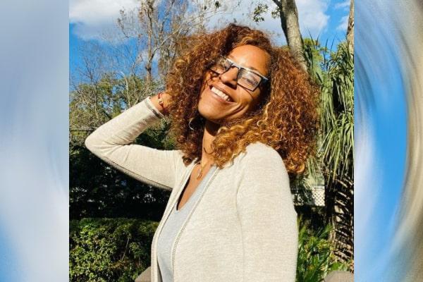 James Brown's daughter Yamma Brown.