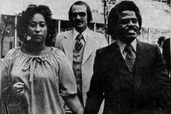 James Brown's Ex-wife Deidre Jenkins