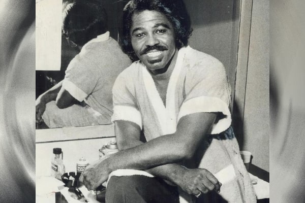 James Brown's son, Terry Brown