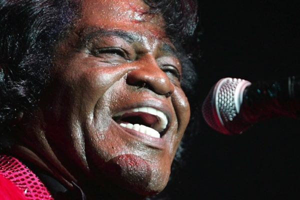 James Brown's Wife, Adrienne Rodriguez