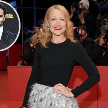 Patricia Clarkson's Boyfriend Darwin Shaw, Have Worked Together On House Of Cards