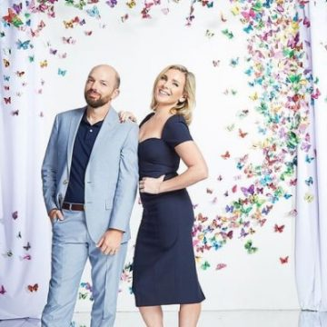 How Did It All Begin For The Now Married Couple June Diane Raphael And Paul Scheer?
