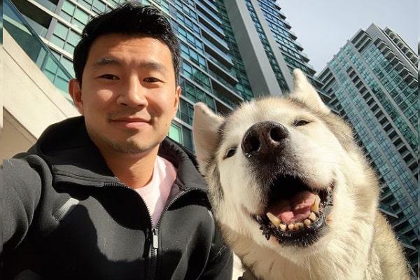 Simu Liu's Girlfriend and Love Life