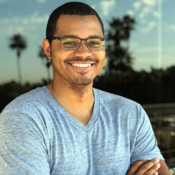 Meet Royce Beckly Adkins – Photos Of Sinbad's Son Who Is Already A Father Himself
