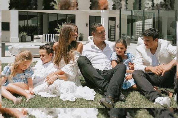 Tony Gonzalez's Son With Lauren Sanchez Nikko Gonzalez