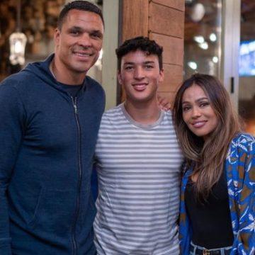 Meet Nikko Gonzalez – Photos Of Tony Gonzalez's Son With Lauren Sanchez