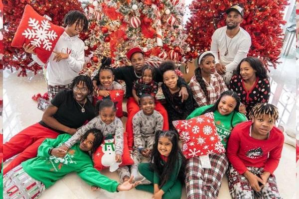 Yo Gotti's Family