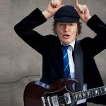 Angus Young wife, Ellen Young.