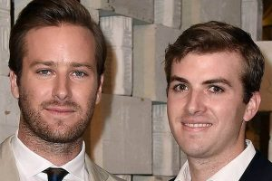 Armie Hammer brother, Viktor Hammer