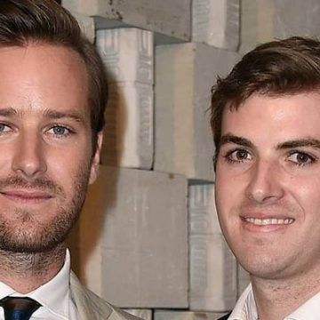 Learn More About Armie Hammer's Brother Viktor Hammer
