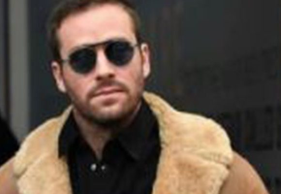 Armie Hammer Accused of Rape and Was Also Accused of Cannibalistic Fetishes, In The Past.