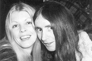 Bon Scott ex-wife, Irene Thornton