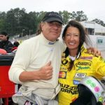 Brian Johnson wife, Brenda Johnson.