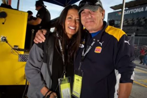 Brian Johnson's wife Brenda