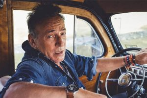 Bruce Springsteen father, Douglas Frederick Springsteen.
