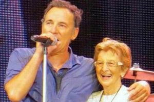 Bruce Springsteen mother, Adele Ann Springsteen.