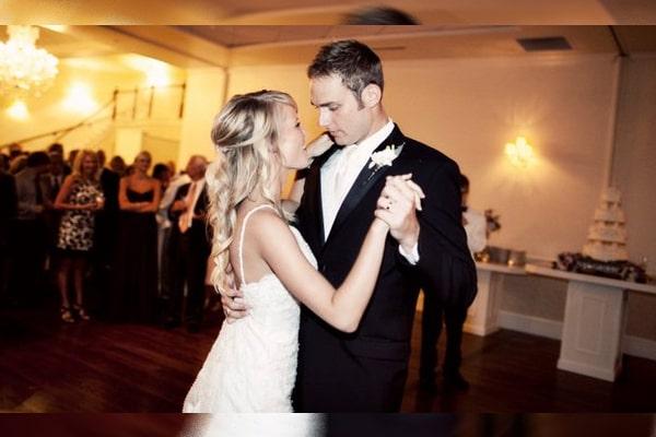 Cody Jones' Wife Allison M. Jones.