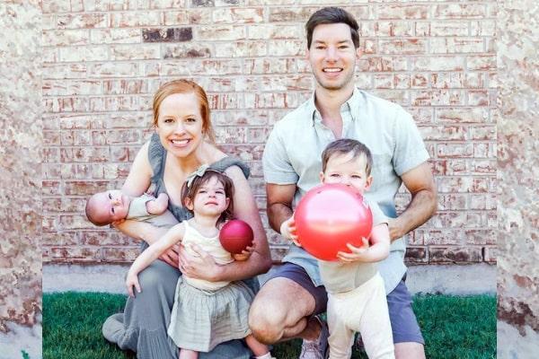 Cory Cotton's wife, Amy Cotton