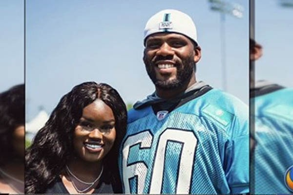 Daryl Williams wife, Amber Williams