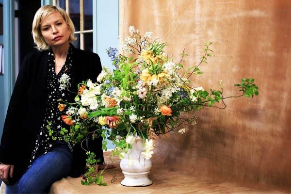 Jason Starkey's wife, Flora Evans