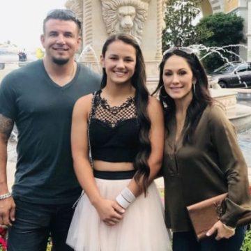 Meet Frank Mir's Daughter Isabella Mir Who Is An Emerging Fighter