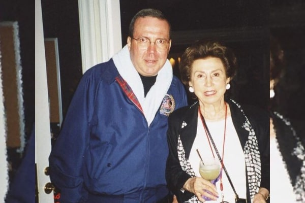 Frank Sinatra Jr.'s Daughter Natalie Oglesby Skalla.