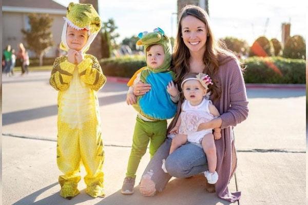 Garrett Hilbert's Children