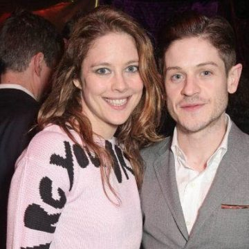 Look Into The Love Life Of Iwan Rheon And Zoe Grisedale