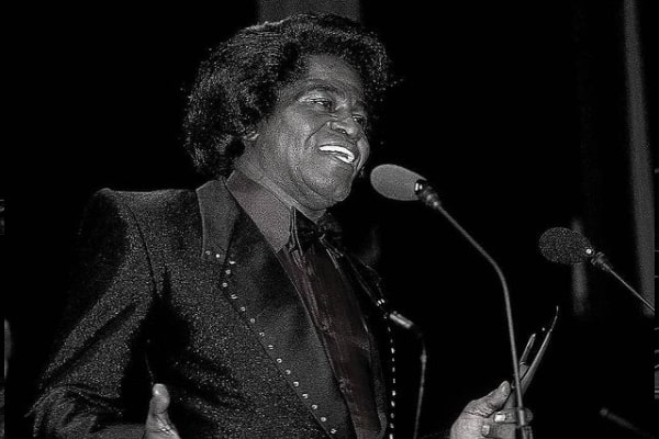 James Brown's son Larry Brown
