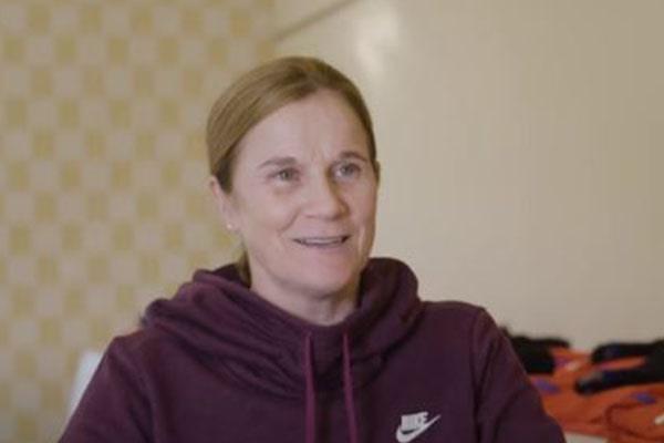 Jill Ellis's Wife