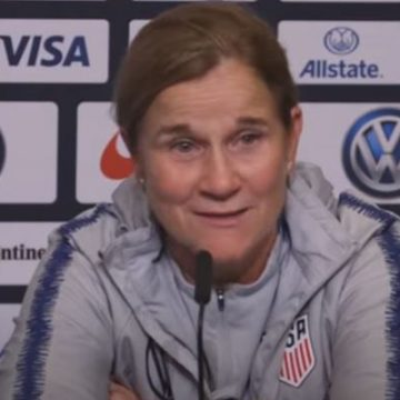 Meet Lily Ellis – Photos Of Jill Ellis' Daughter With Betsy Stephenson