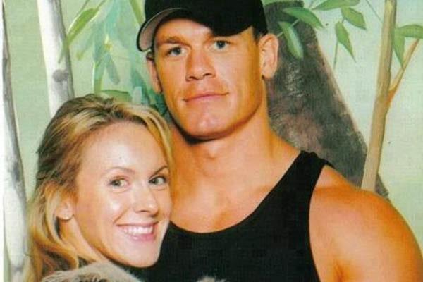 John Cena ex-wife, Elizabeth Huberdeau.