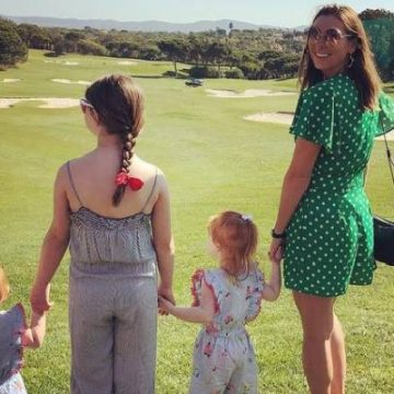 Meet Dixie Zissman – Photos Of Luisa Zissman's Daughter With Oliver Zissman
