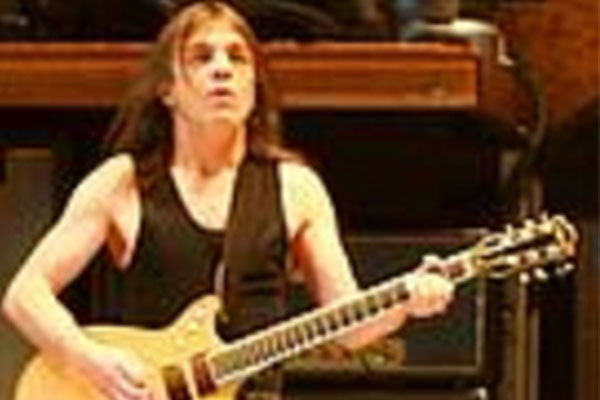 Malcolm Young's Daughter Cara Young