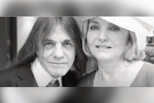 Malcolm Young's Wife Linda Young