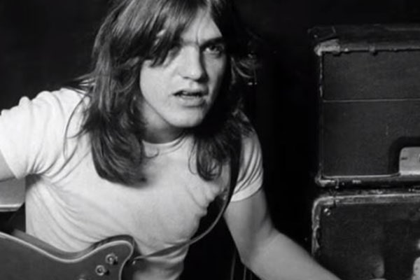 Malcolm Young's Wife Facts