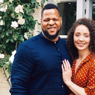 Ndamukong Suh's Wife Katya Suh Is A Loving Mother And A Partner