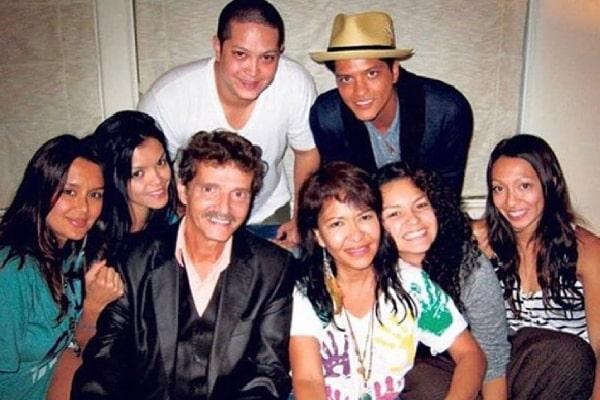 Bruno Mars' Father Peter Hernandez