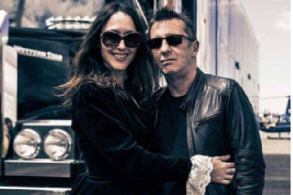 Phil Rudd's Relationship With Michelle Cutelli.
