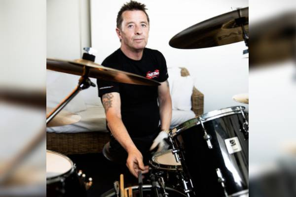 Phil Rudd is a renowned drummer