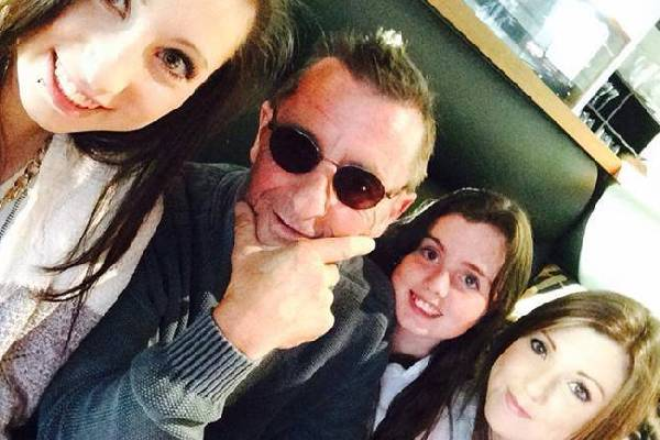 Phil Rudd's daughters are growing well.