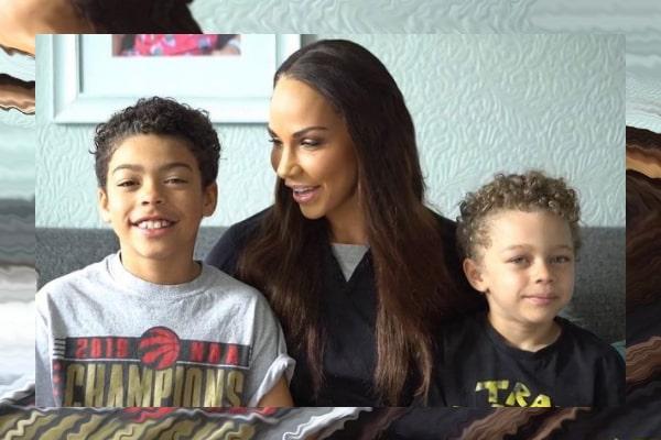 Amanda Brugel's Sons, Phoenix Lewis And Jude Mason Lewis