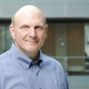 Find Out What Steve Ballmer's Parents Did In The Past