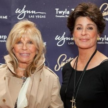 Who Is Tina Sinatra's Ex-husband Richard M Cohen? Were Married For 2 Years