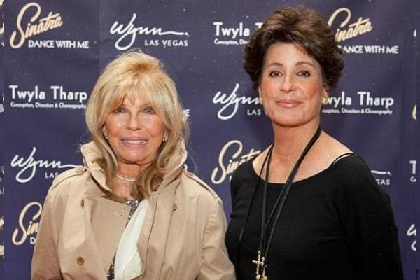 Tina Sinatra's Ex-husband Richard M Cohen.