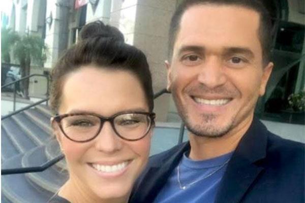 Vinicius Machado and Anastasia Machado Marriage
