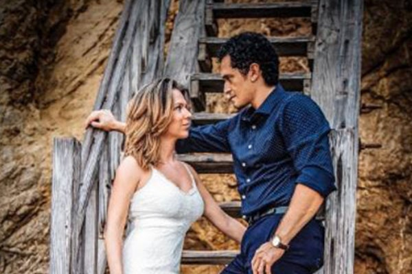 Vinicius Machado and Anastasia Machado's marital life.