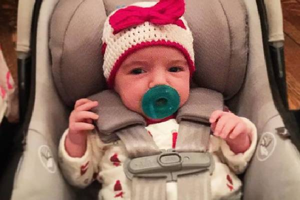Ashley Hamilton Daughter, Willow Rae Hamilton.