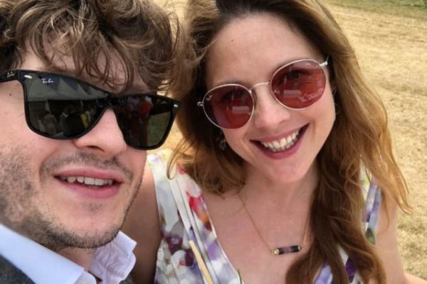 Iwan Rheon and Zoe Grisedale Relationship.