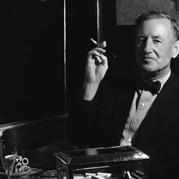 Five Facts About No Time to Die Creator Ian Fleming
